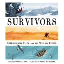 Survivors by David Long, 9780571316014