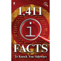 1,411 QI Facts To Knock You Sideways by John Lloyd, 9780571317776