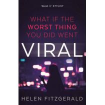 Viral by Helen FitzGerald, 9780571323500