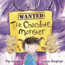 The Chocolate Monster by Pip Jones, 9780571327515