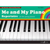 Me and My Piano Repertoire by Fanny Waterman, 9780571532025