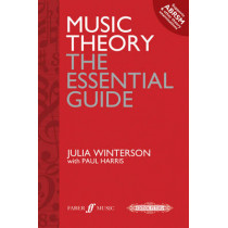 Music Theory: the essential guide by Paul Harris, 9780571536320