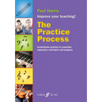 The Practice Process by Paul Harris, 9780571538331