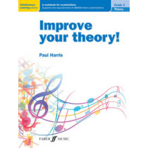Improve your theory! Grade 1 by Paul Harris, 9780571538614