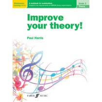 Improve your theory! Grade 2 by Paul Harris, 9780571538621