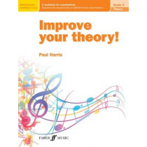 Improve your theory! Grade 3 by Paul Harris, 9780571538638