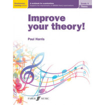 Improve your theory! Grade 4 by Paul Harris, 9780571538645