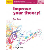 Improve your theory! Grade 5 by Paul Harris, 9780571538652