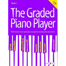 The Graded Piano Player: Grade 1-2 by Paul Harris, 9780571539406