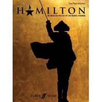 Hamilton Easy Piano Selections by Lin-Manuel Miranda, 9780571540167