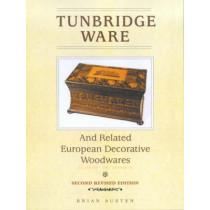 Tunbridge Ware and Related European Decorative Woodwares by Brian Austen, 9780572025458