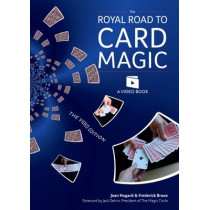 The Royal Road to Card Magic: Handy card tricks to amaze your friends now with video clip downloads by Jean Hugard, 9780572045876