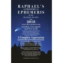 Raphael's Ephemeris: 2018 by Edwin Raphael, 9780572046781