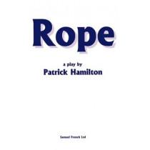 Rope by Patrick Hamilton, 9780573019890