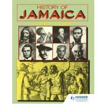 History of Jamaica by Carlysle De Brosse Black, 9780582038981