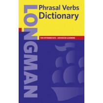 Longman Phrasal Verbs Dictionary Paper, 9780582291829