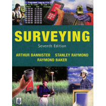 Surveying by A. Bannister, 9780582302495