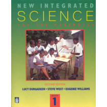 New Integrated Science for the Caribbean Book 1 by Steve West, 9780582332621
