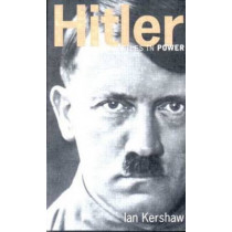 Hitler by Ian Kershaw, 9780582437562