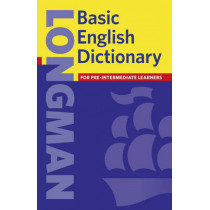Basic English Dictionary 3rd Edition, 9780582438507