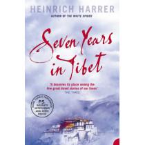 Seven Years in Tibet by Heinrich Harrer, 9780586087077