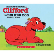 Clifford the Big Red Dog by Norman Bridwell, 9780590341257