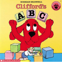 Clifford's ABC by Norman Bridwell, 9780590442862