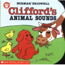 Clifford's Animal Sounds by Norman Bridwell, 9780590447348