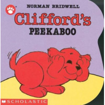 Clifford's Peekaboo by Norman Bridwell, 9780590447379