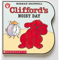 Clifford's Noisy Day by Norman Bridwell, 9780590457378