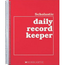 Scholastic Daily Record Keeper by Scholastic Teaching Resources, 9780590490689