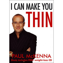 I Can Make You Thin by Paul McKenna, 9780593060926