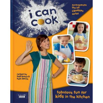 I Can Cook by Sally Brown, 9780600622062