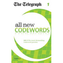 The Telegraph: All New Codewords 1 by The Telegraph, 9780600624936