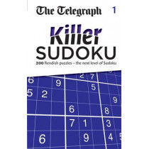 The Telegraph Killer Sudoku 1 by The Daily Telegraph, 9780600626497
