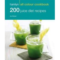 Hamlyn All Colour Cookery: 200 Juice Diet Recipes: Hamlyn All Colour Cookbook, 9780600630548