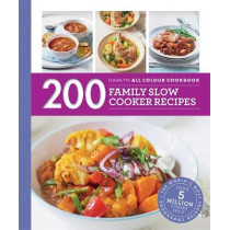 Hamlyn All Colour Cookery: 200 Family Slow Cooker Recipes: Hamlyn All Colour Cookbook by Sara Lewis, 9780600630579