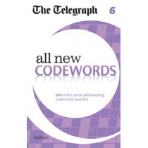 The Telegraph: All New Codewords 6 by Telegraph Media Group, 9780600631163