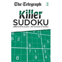 The Telegraph: Killer Sudoku 2 by The Telegraph Media Group, 9780600633136
