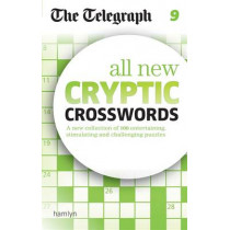 The Telegraph: All New Cryptic Crosswords 9 by The Telegraph Media Group, 9780600633204