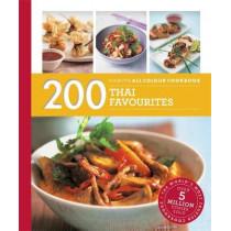 200 Thai Favorites: Hamlyn All Colour Cookbook by Oi Cheepchaiissara, 9780600633464