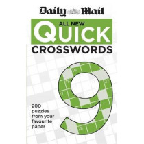 Daily Mail All New Quick Crosswords 9 by Daily Mail, 9780600634959