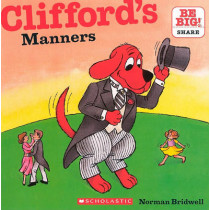 Clifford's Manners by Norman Bridwell, 9780606150644