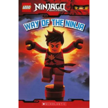 Way of the Ninja by Tracey West, 9780606239776