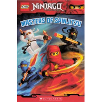 Masters of Spinjitzu by Tracey West, 9780606239783