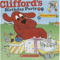 Clifford's Birthday Party: 50th Anniversary Edition by Norman Bridwell, 9780606315395