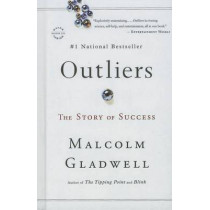 Outliers: The Story of Success by Malcolm Gladwell, 9780606324274