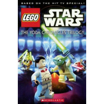 Lego Star Wars: The Yoda Chronicles Trilogy by Ace Landers, 9780606354141