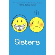 Sisters by Raina Telgemeier, 9780606360388