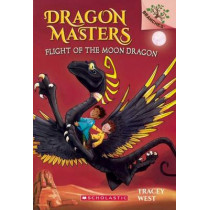 Flight of the Moon Dragon by Tracey West, 9780606391559